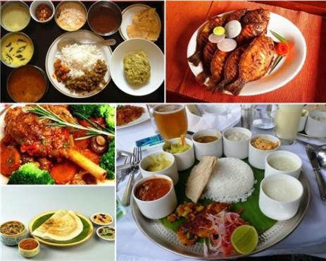 Kv wedding consultants matrimony to wedding for Cuisine kerala